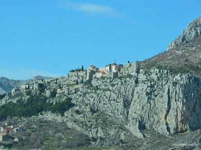 Game of Thrones Klis  Croatia