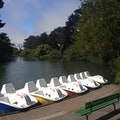 Stow Lake San Francisco California United States
