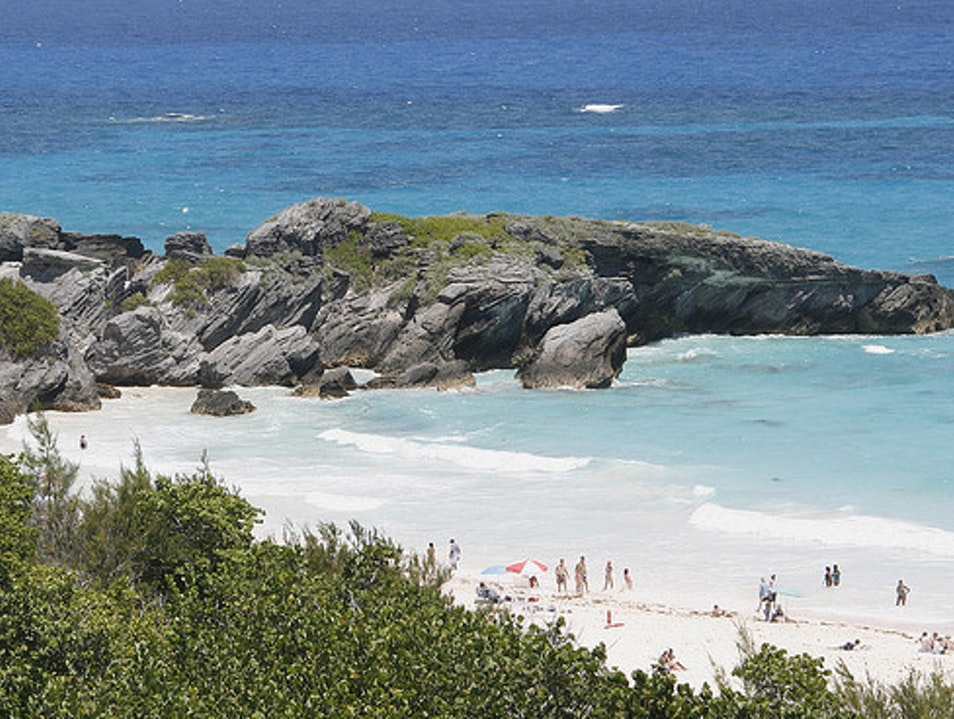 Horseshoe Bay Beach for Snorkelers and Shutterbugs Southampton  Bermuda
