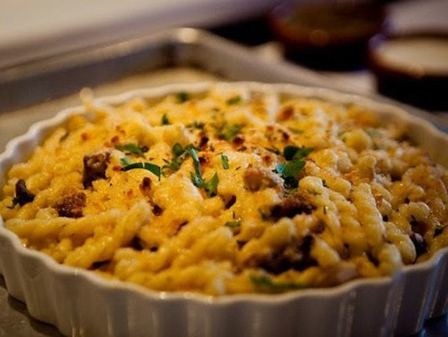 Best Mac n' Cheese in Aspen