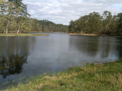 Double Lake Recreation Area Coldspring Texas United States