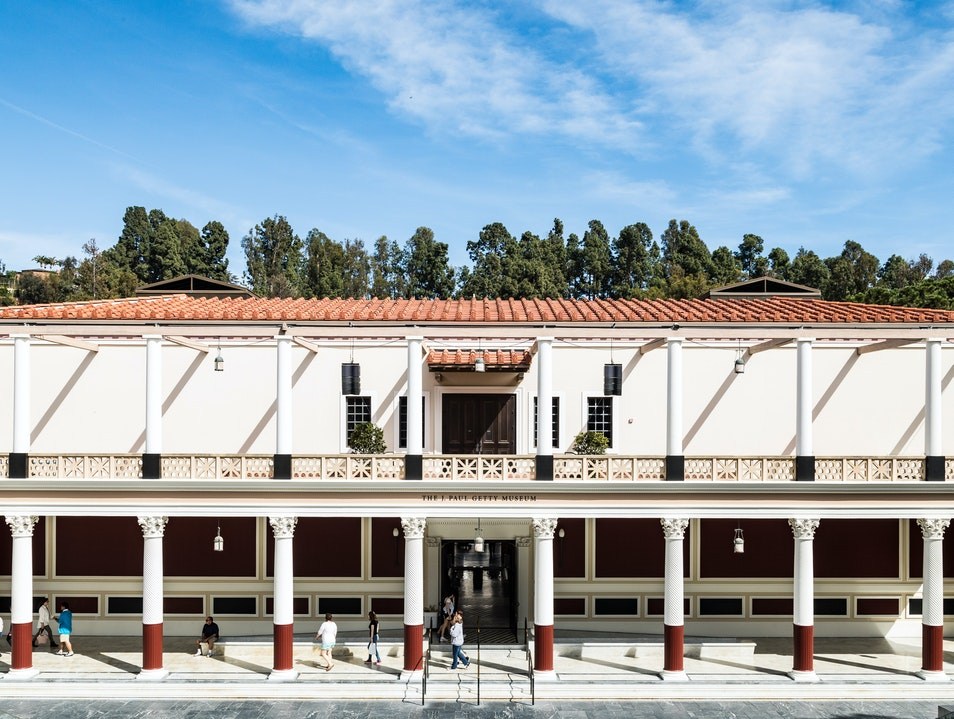 Getty Villa Hacienda Heights California United States