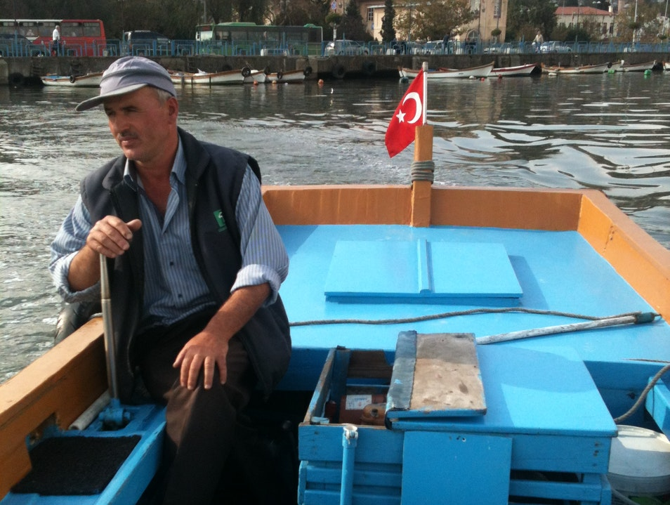 A Moment on the Golden Horn