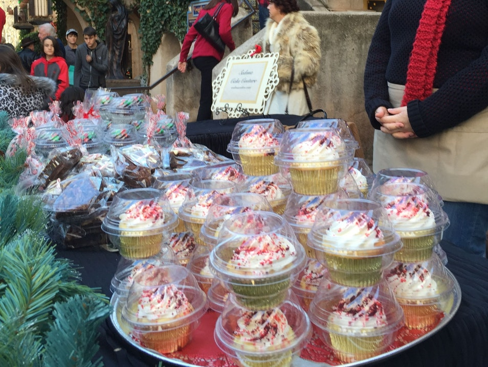 Annual Sweet Stroll at Tlaquepaque Arts & Crafts Village Sedona Arizona United States