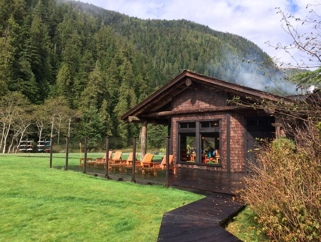 Clayoquot Wilderness Retreat