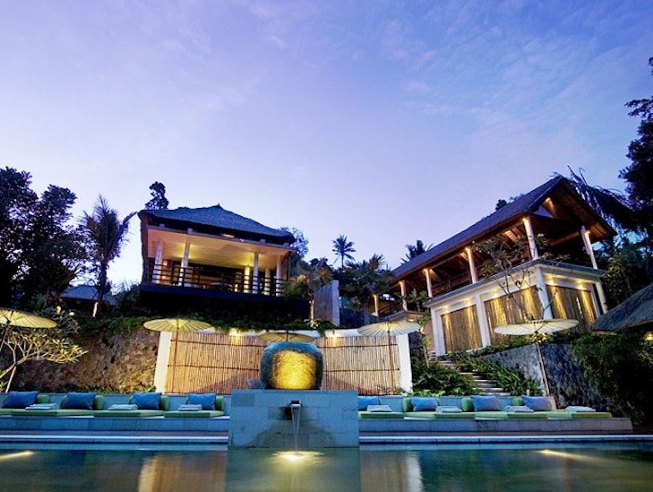 Luxury VillasResort in Bali Ubud  Indonesia