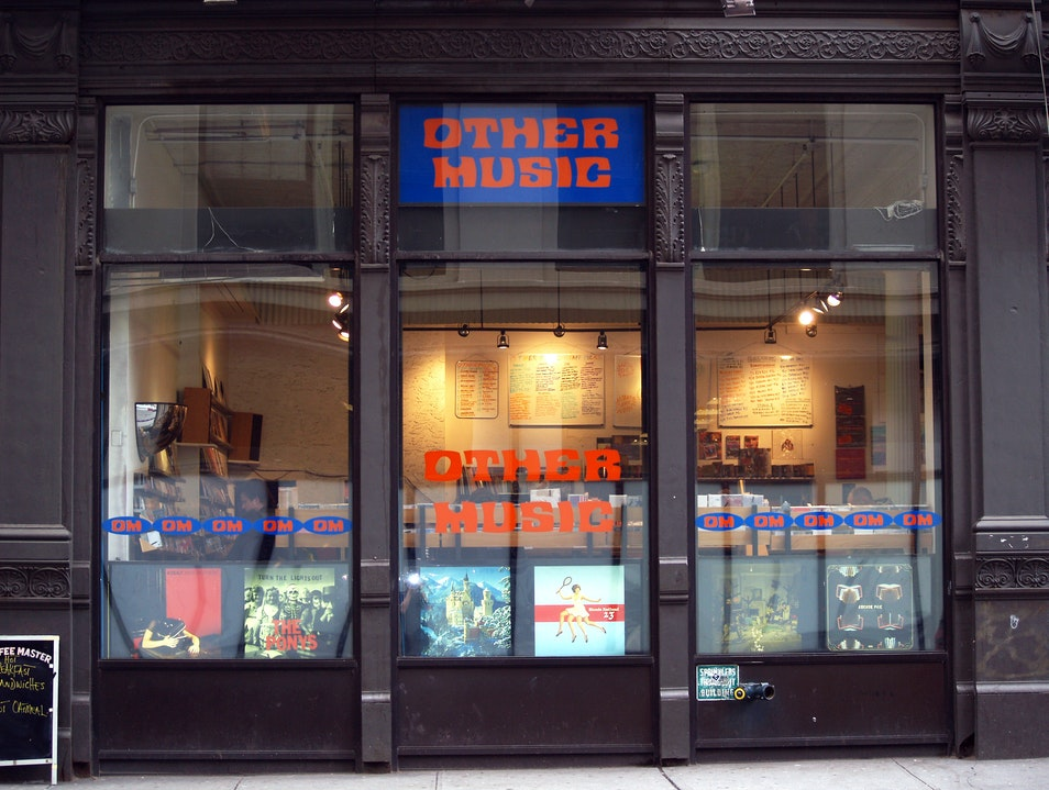 Browse New York's Great Selection of Vinyl