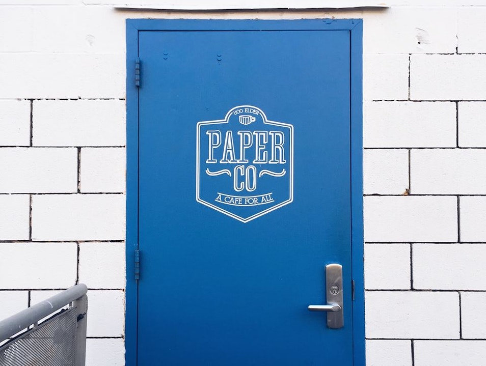 Paper Co. Coffee