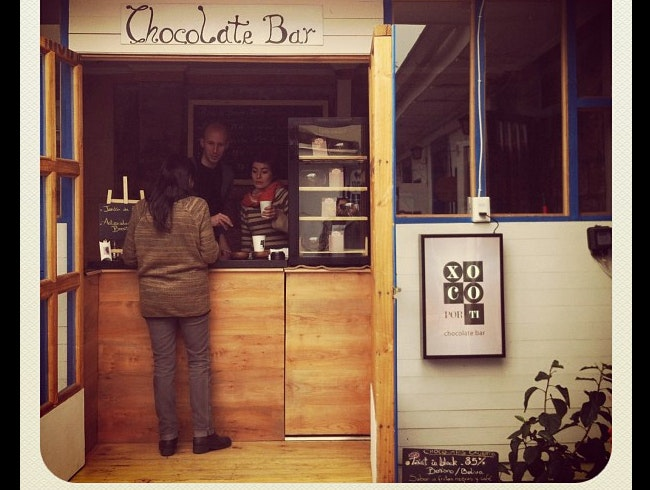 Xoco Por Ti: Santiago's Sweetest Chocolate Bar