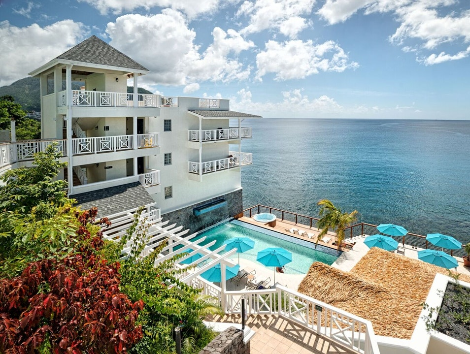 Fort Young Hotel Roseau  Dominica