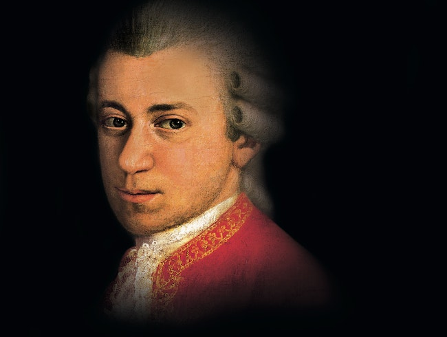 A day in Mozart's footsteps