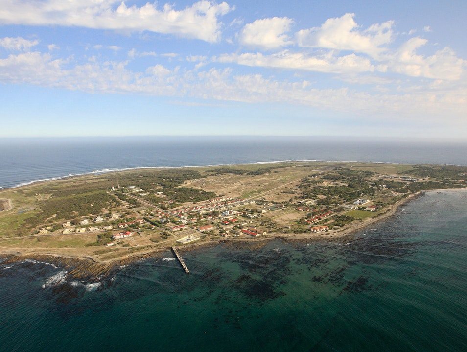 Robben Island Cape Town  South Africa