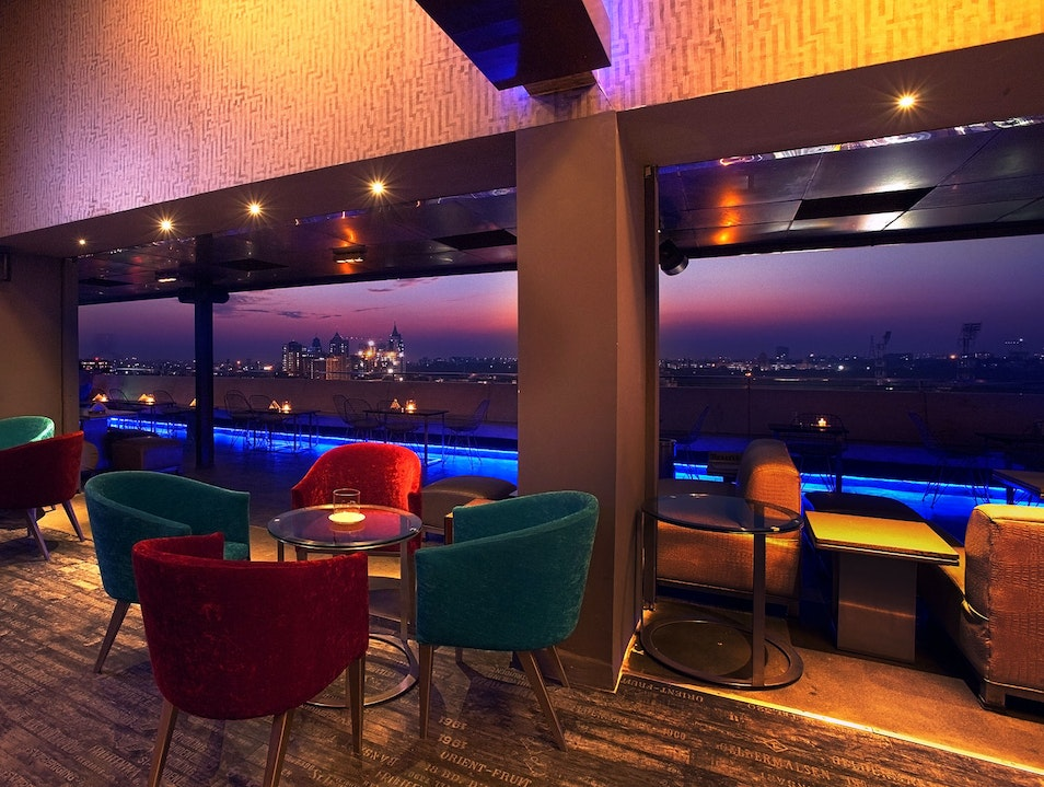 13th Floor M.G.Road - Perfect for those special date nights Bangalore  India