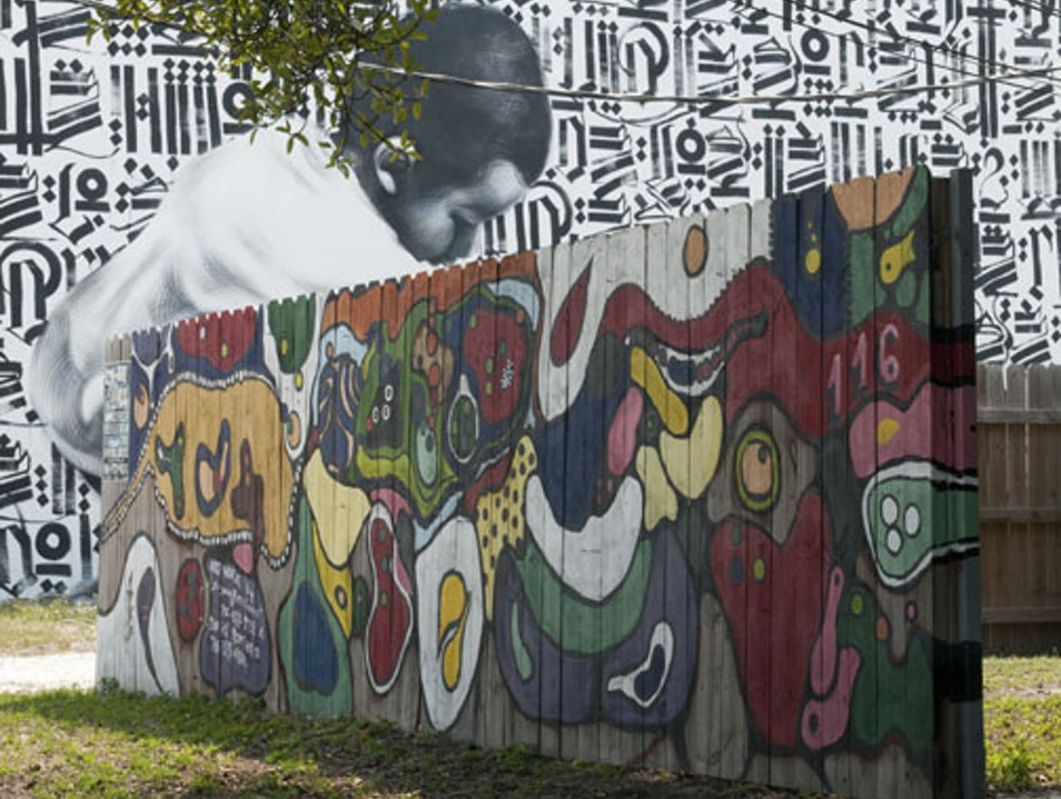 Street Art Wynwood Miami Florida United States