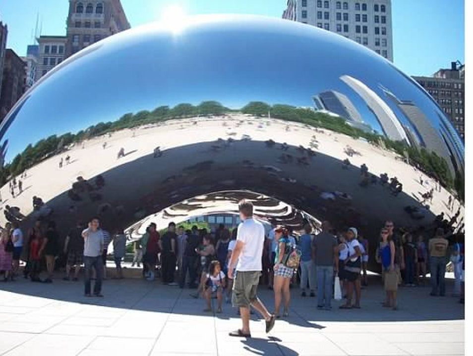 "Chicago ""Bean""  Chicago Illinois United States"