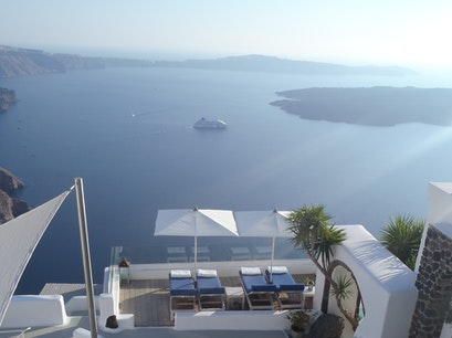 Iconic Santorini, a boutique cave hotel Imerovigli  Greece