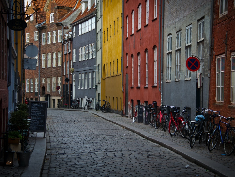 Copenhagen's Most Beautiful Street Copenhagen  Denmark