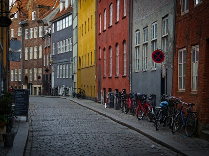 Magaestrade Copenhagen  Denmark