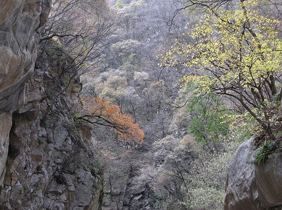 Taiping National Forest Park Xi'an  China