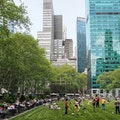 Bryant Park New York New York United States