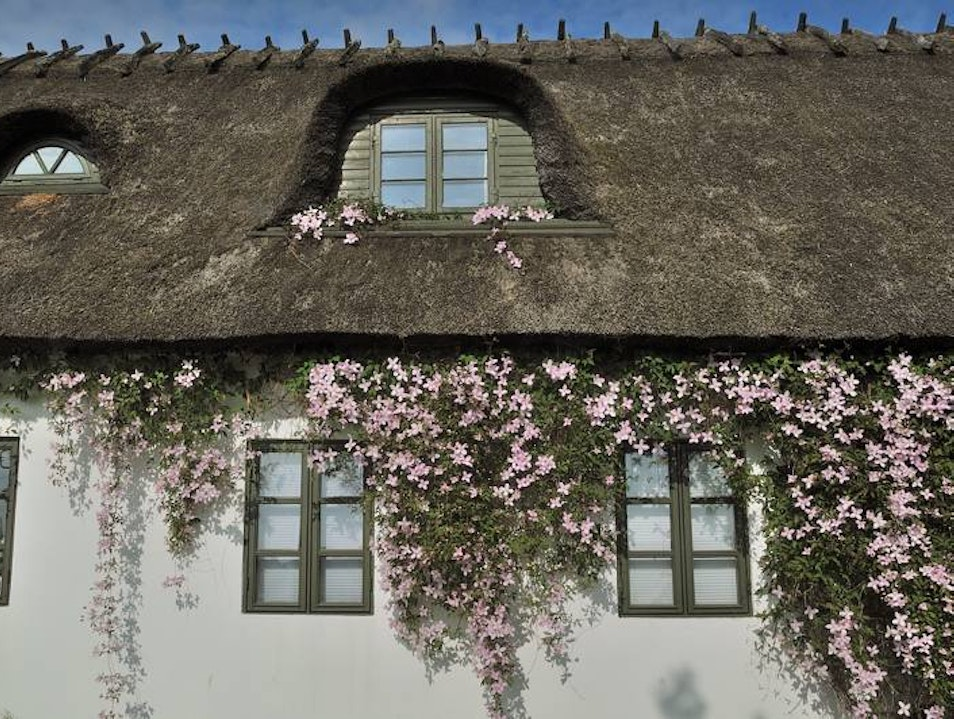 Spend the Night in a Farm Cottage Dragør  Denmark