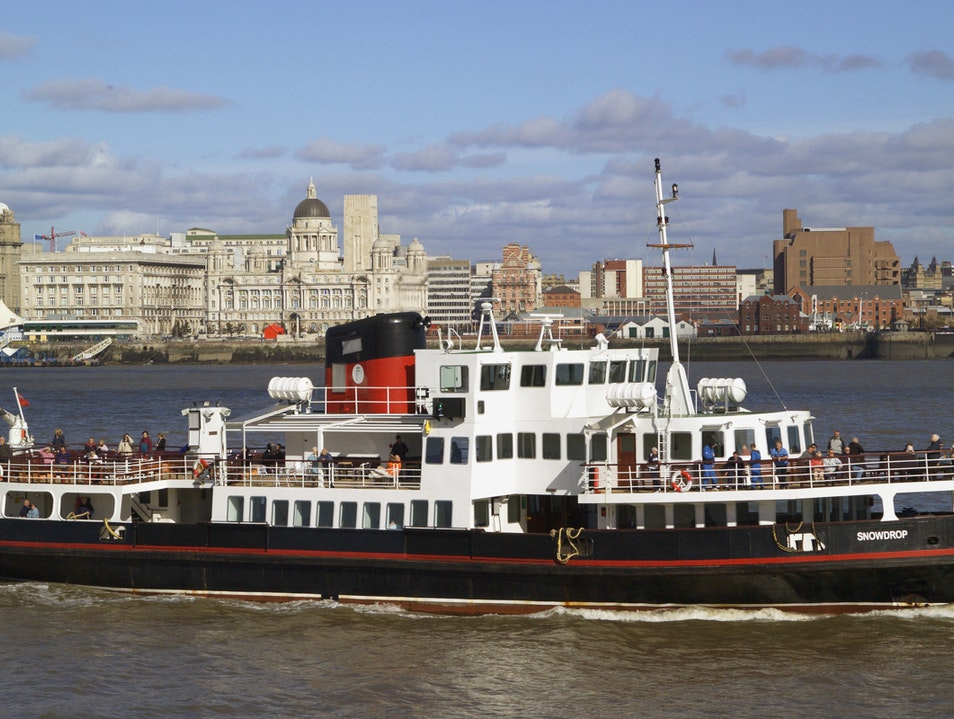 Mersey Ferries Wallasey  United Kingdom