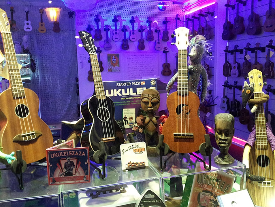 Uke Can Too! Amsterdam  The Netherlands