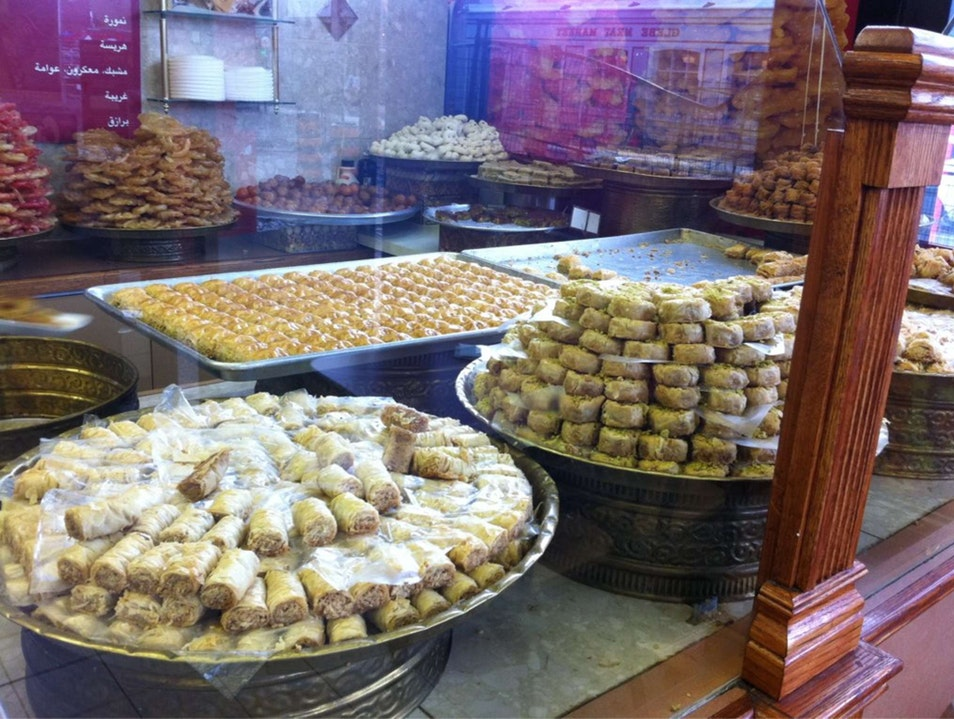 Experts in Lebanese and Middle Eastern Pastry