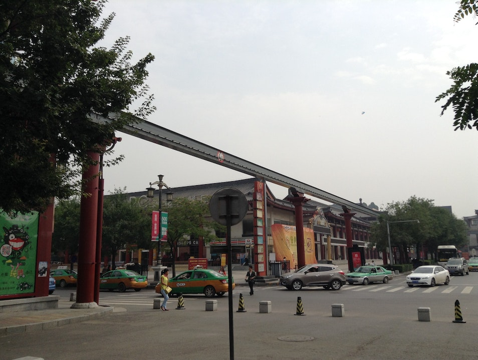 The Goose Pagoda Monorail