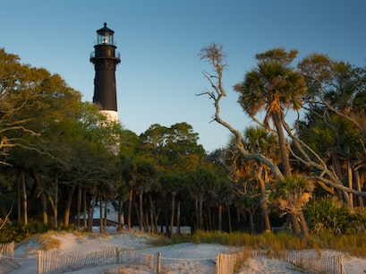 Hunting Island State Park Saint Helena Island South Carolina United States