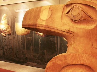 Bill Reid Gallery of Northwest Coast Art Vancouver  Canada