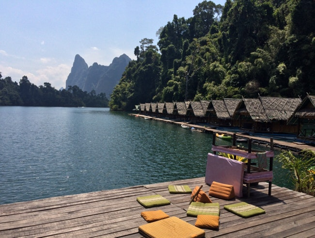 Off the grid in Thailand's most pristine wilderness area