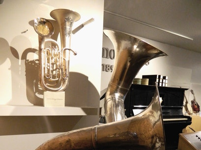 Museum of Making Music Carlsbad California United States