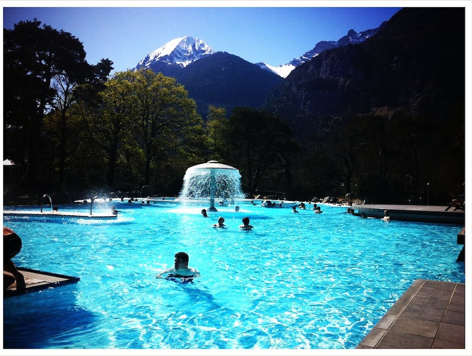 Secluded Thermal Baths