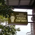 Old School Frozen Custard Seattle Washington United States