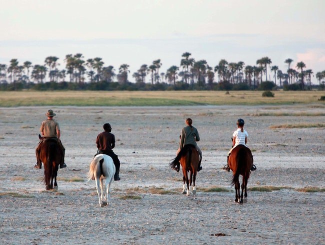 No Bucking Around: Horseback Safaris with Uncharted Africa