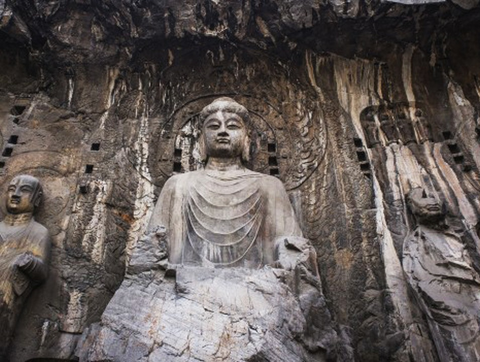 Finding Buddha in the 100,000 Statues of Longmen Luoyang  China