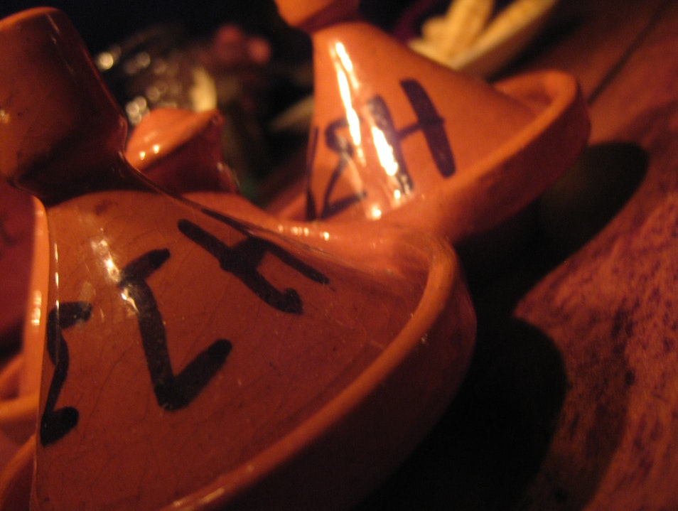 Mini-Tagines Imlil  Morocco
