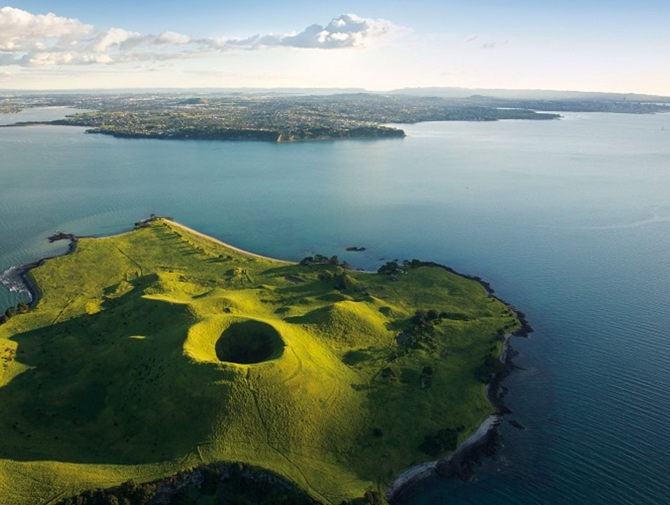 Visiting Auckland: The City with Fifty Volcanoes