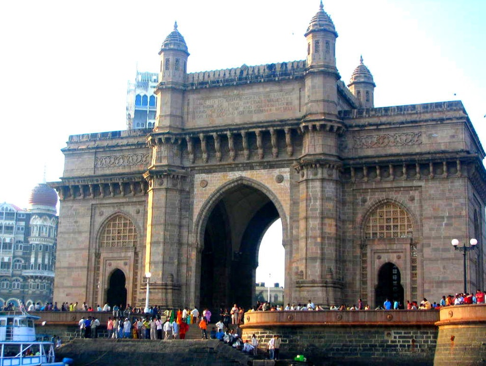Gateway to India & Colaba Mumbai  India