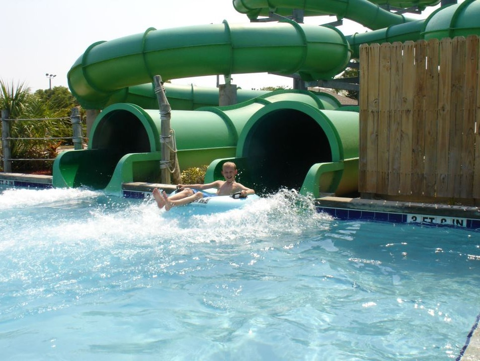 Sun Splash Family Waterpark Ochopee Florida United States