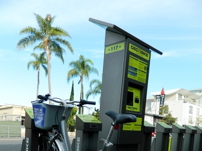 DecoBike Station San Diego California United States