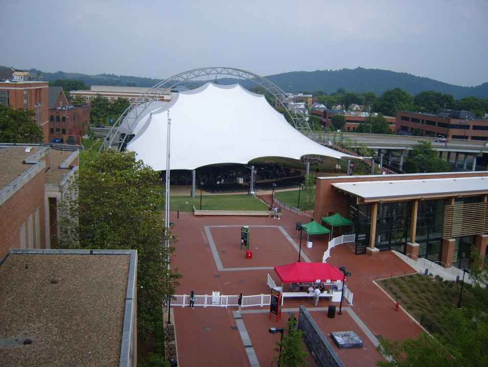 Unique Music/Performance venue in the heart of downtown Charlottesville Virginia United States