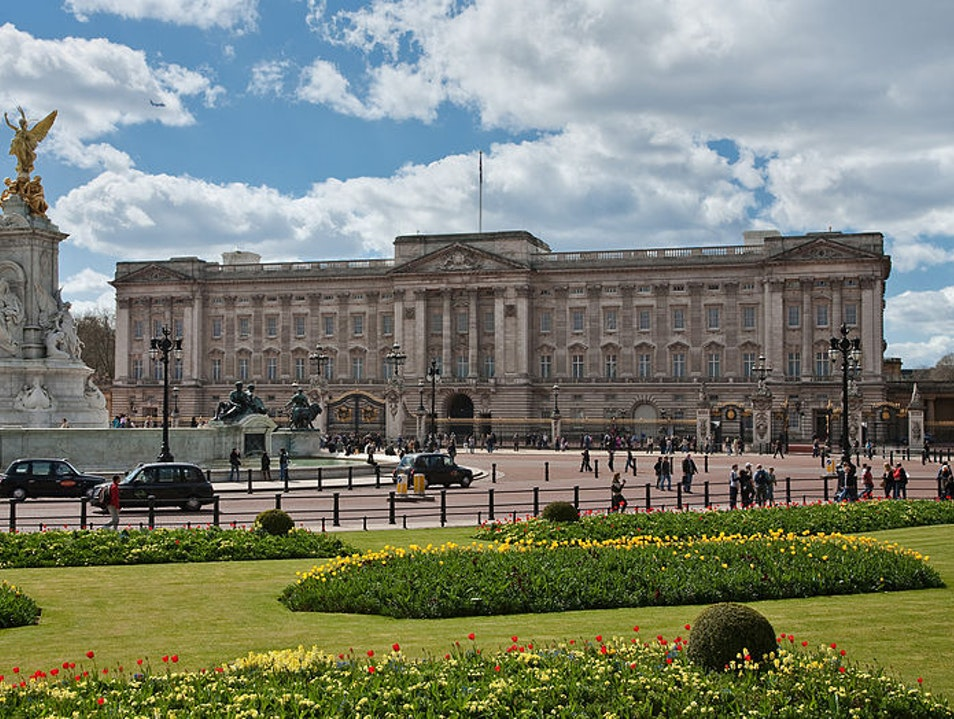 Tour The Palaces London  United Kingdom