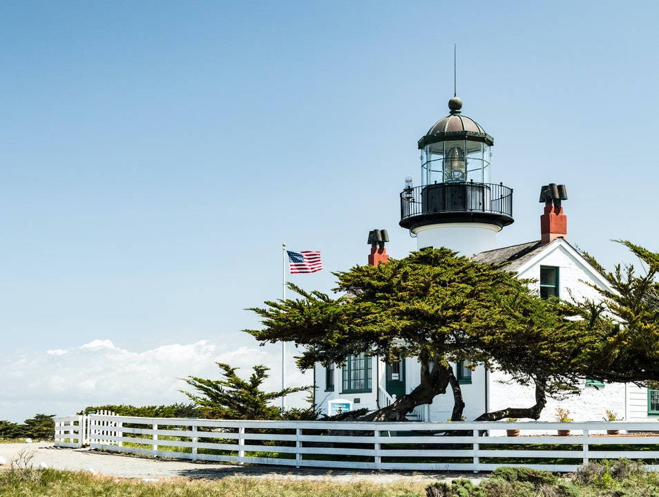 Point Pinos Lighthouse Pacific Grove California United States