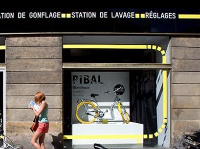 La Maison du Vélo Bordeaux  France