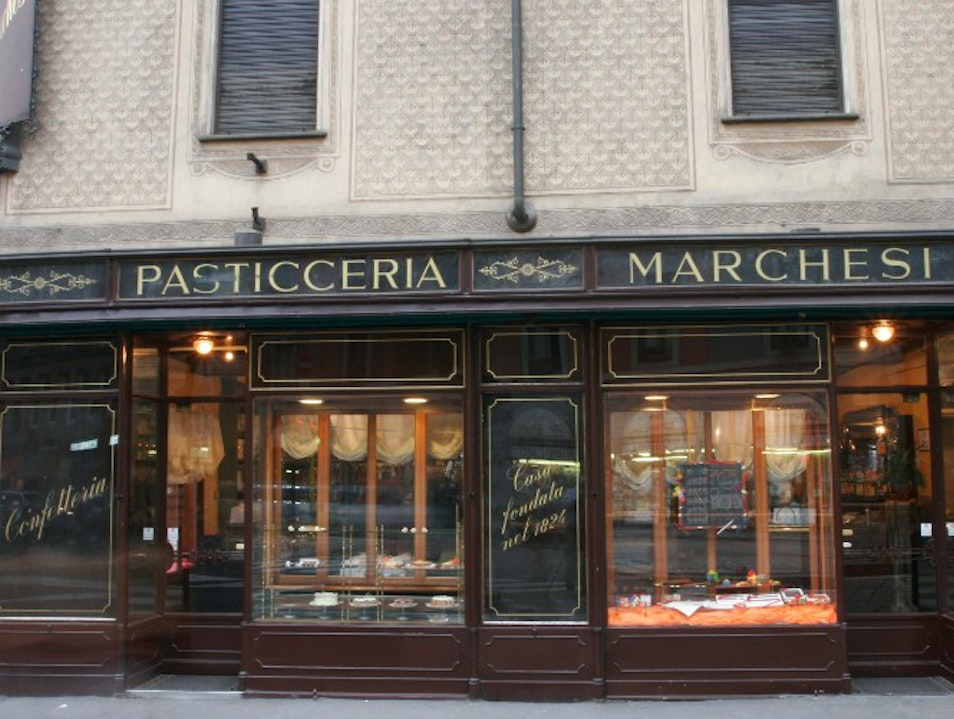 Classic Cappuccinos and Cakes Milan  Italy