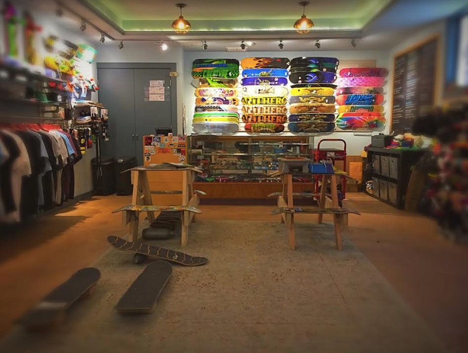 The Drop Boardshop & Printlab  Pagosa Springs Colorado United States