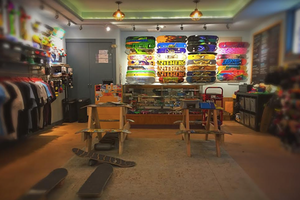 The Drop Boardshop & Printlab