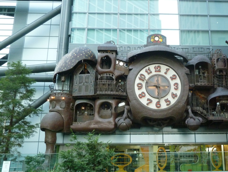 A Steampunk Surprise for Anime Fans Tokyo  Japan
